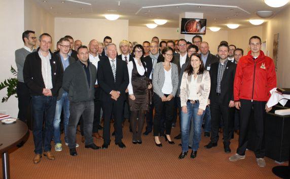 RT55 Kassel und RT189 Fulda gemeinsam auf der DIALOG Spediteuren Versammlung