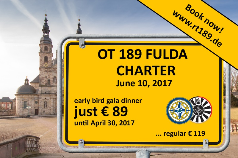 OT 189 Fulda – Charter