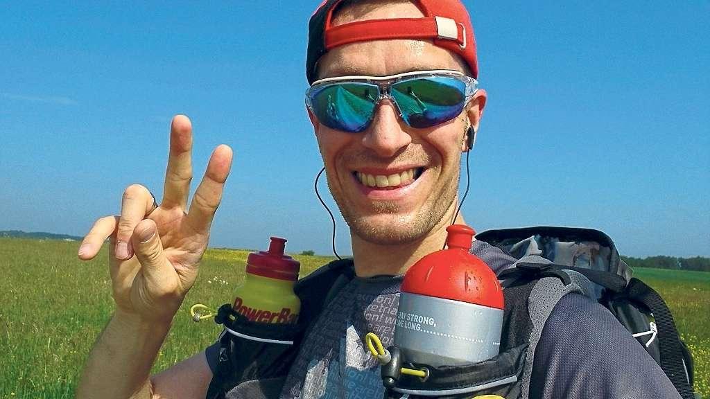 Sascha Gramm – Laufen und Gutes tun