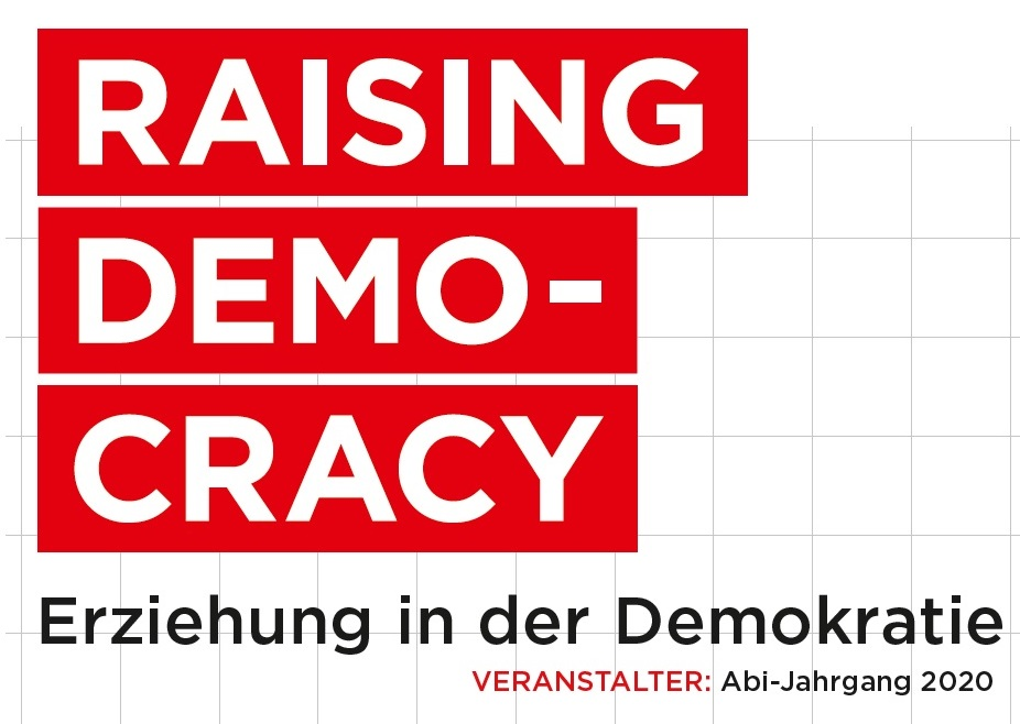 Raising Democracy – 15. März 2019